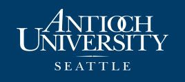 MA Psychology - Integrative Studies - Antioch University Seattle, L.A., Santa Barbara, Mid-west and New England....HMMMMM Which one to apply to.....