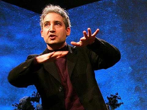 Physicist Brian Greene explains superstring theory