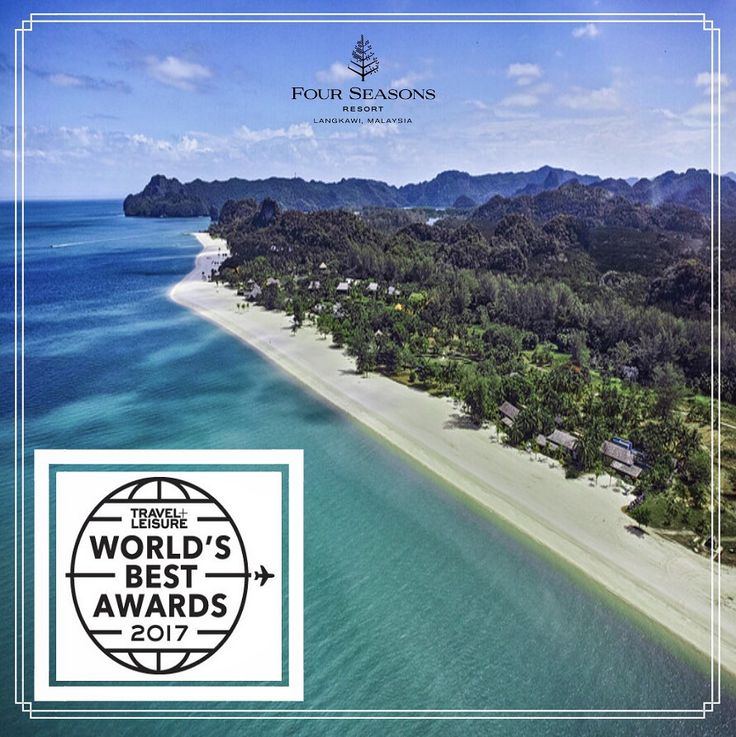 Share your Four Seasons Resort Langkawi travel experiences with the world by voting in @TravelandLeisure 2017 World's Best Awards.   Tap the link in our bio and cast your vote by March 6, 2017 for a chance to win a dream getaway planned by Travel and Leisure, valued at $10,000 USD.   https://tlworldsbest.wylei.com/vote  #fslangkawi #Travel #Contest #FourSeasons  #TLWorldsBest