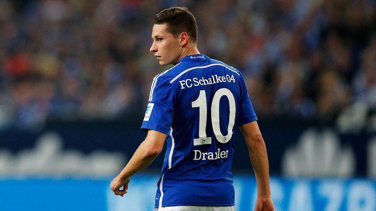 @Schalke Julian Draxler #9ine