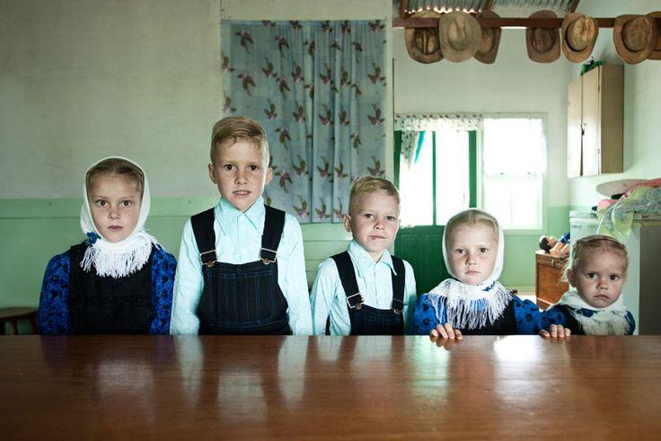 Flak Photo: Jordi Ruiz Cirera, Five Siblings