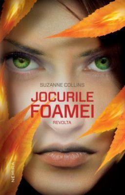 """Citește """"Jocurile Foamei III - Revolta - Suzanne Collins - Partea 1"""""""