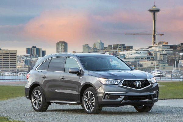 2020 Acura Mdx Sport Hybrid In 2020 Acura Mdx Acura New Engine