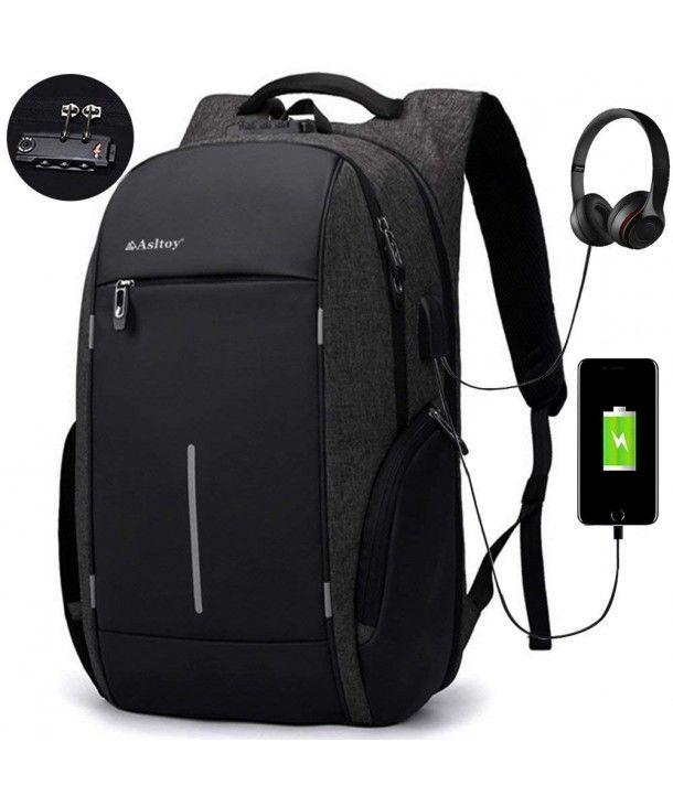 Backpack Resistant Headphone Interface Black Cs18h378w87 Waterproof Laptop Backpack Best Laptop Backpack Laptop Backpack