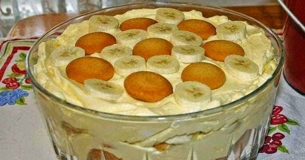 BANANA PUDDING FROM SCRATCH