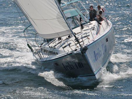 voiliers aluminium sur mesure, voiliers de grande croisiere, voilier deriveur integral, randonnee cotiere | Alubat