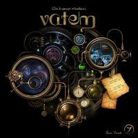 Electrypnose Vatem / Zenon Records by Uiklid-Design