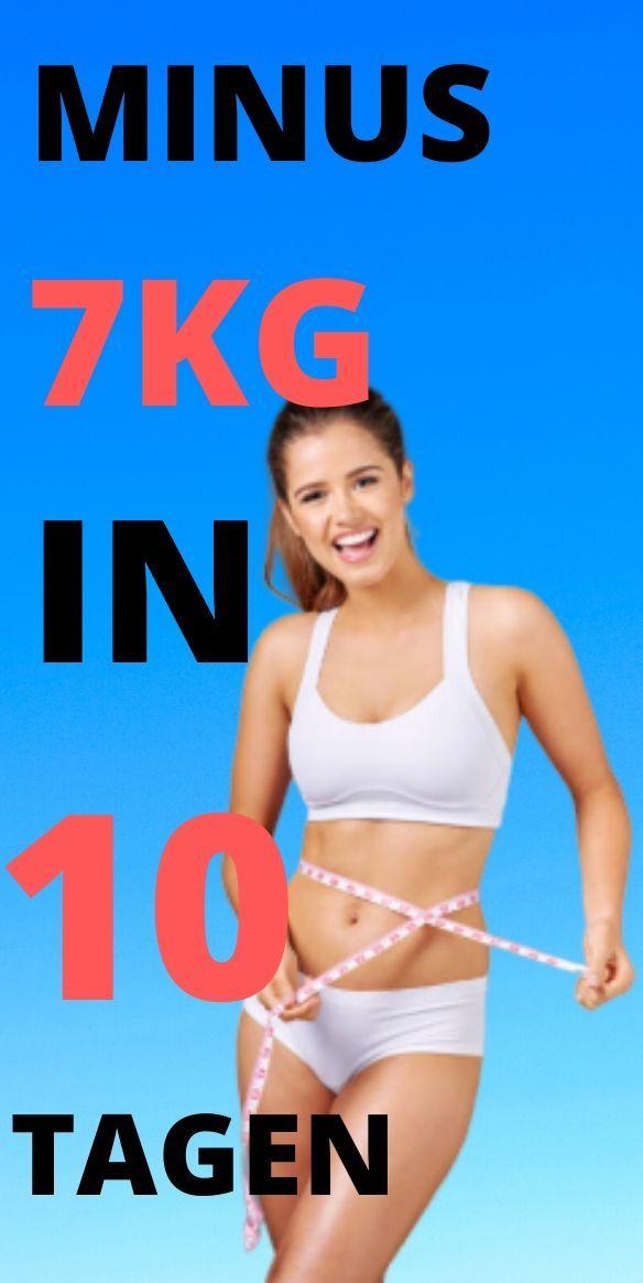 Gewichtsverlust sehr wenig Zeit