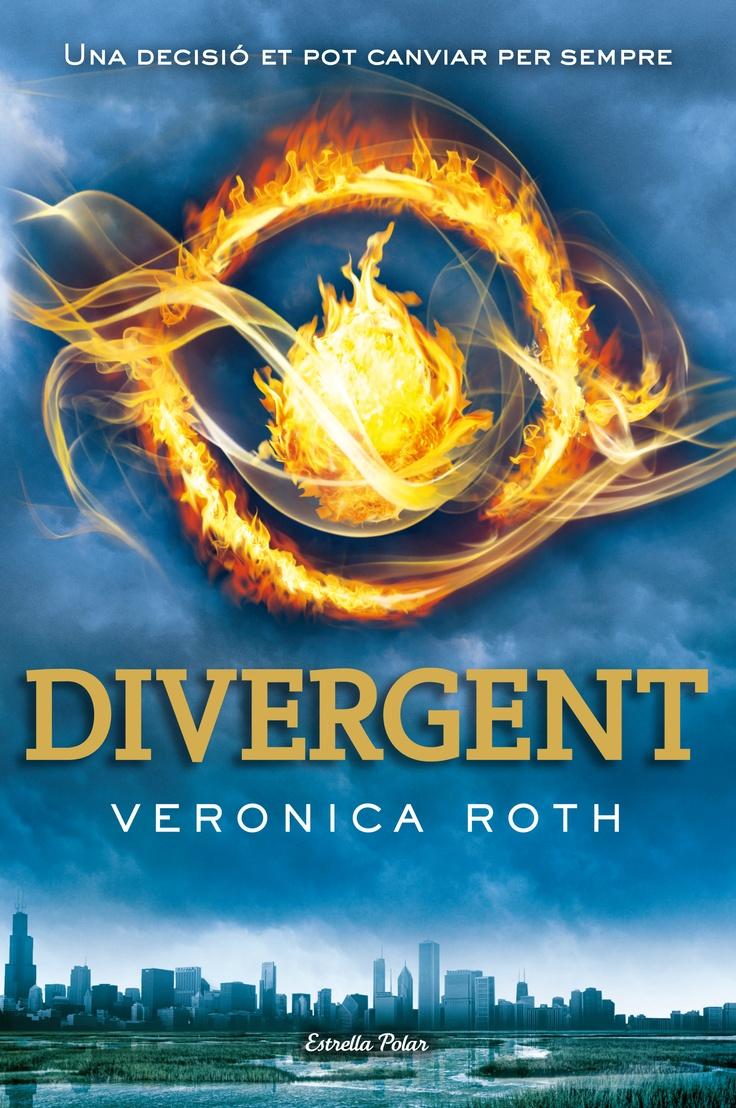 Divergent un buen libro para pasar la tarde