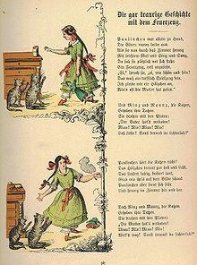 Der Struwwelpeter — Wikipédia