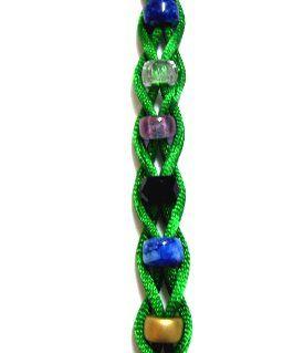 wishbone knot: Handmade Jewelry Bracelets, Wishbone Knot, Beads Beads, Macrame Knot, Beads Macrame, Necklaces Beads, Knot Diy, Diy Crafts Beads, Bracelets Necklaces