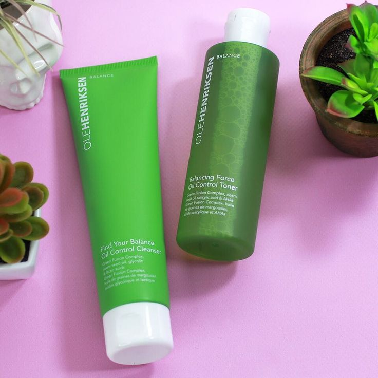 Another MAJOR beauty find for my oily skinned sisters (and brothers) out there! @ole_henriksen Oil Control Cleanser and Toner are so powerful but somehow don't irritate my sensitive skin. They're made with my all time favorite ingredients - glycolic and lactic acids as well as natural bacteria killing Neem oil and salicylic acid. Ole Henriksen is cruelty free and not sold in China. The products were sent to me to review by Ole Henriksen and @octoly - all opinions are my own.