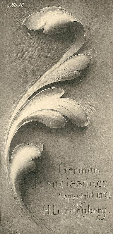 Acanthus-plate12-Renaissance_German-lg | Flickr - Photo Sharing!