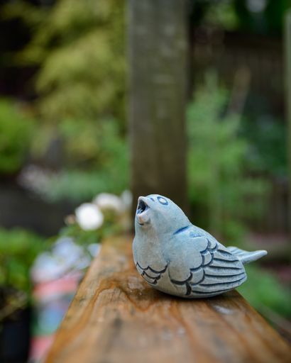 "Check out my art piece ""Ceramic Sparrow"" on crated.com"