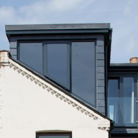 Holland and Green Loft Conversion Gallery - View pictures of our work that has been featured on Grand Designs Magazine