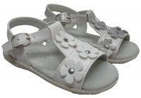 Missy sandals in white