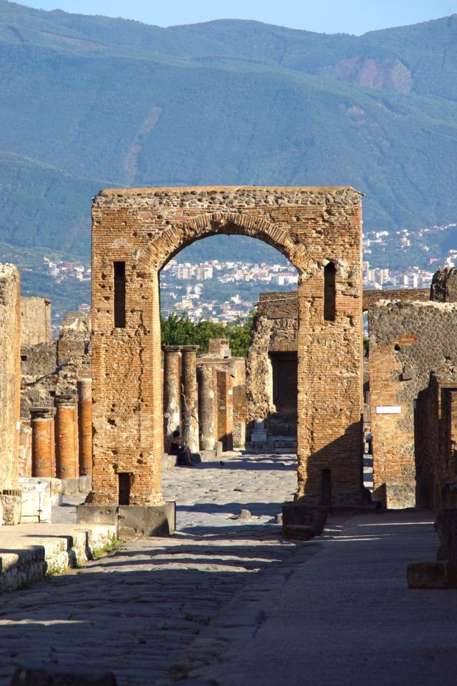 Transformed By Time And History >> Visit To Pompeii How A Visit To Pompeii Transformed My Life Italy