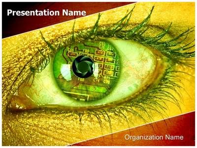 218 best computer and networking powerpoint templates images on bionic eye powerpoint template is one of the best powerpoint templates by editabletemplates toneelgroepblik Gallery