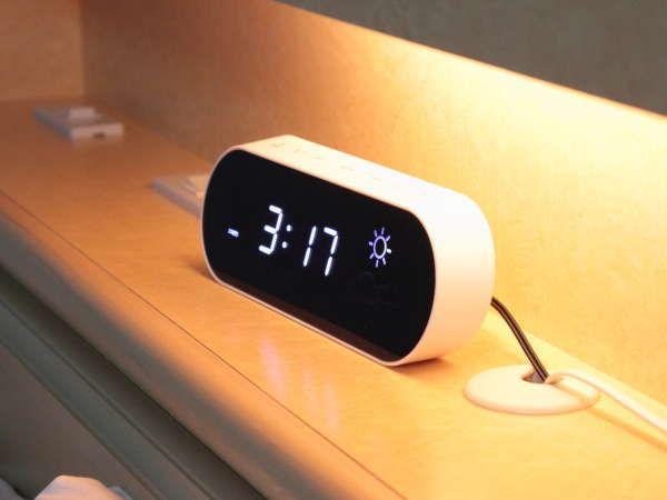おしゃれなLED時計 NAGOMI ROOM