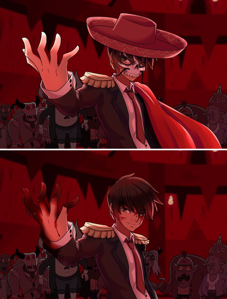 Blood Moon Dance