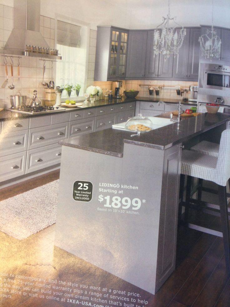 Best Grey Cabinets Ikea Kitchen Pinterest Grey Cabinets 400 x 300
