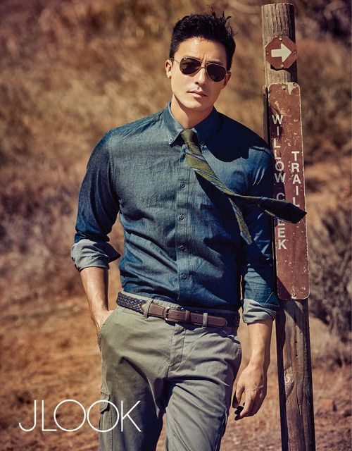 Daniel Henney | J LOOK October Issue '16