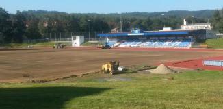 Na opraveném stadionu by mohl být i evropský fotbal