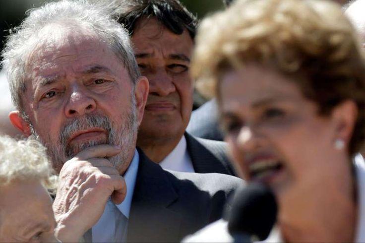 Dilma e Lula discordam sobre nome para presidência do PT