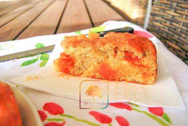 Torta di albicocche estivissima