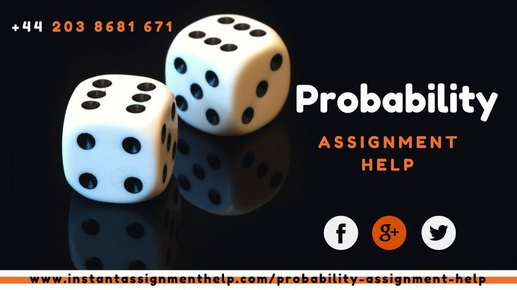 Get online Probability Assignment Help from the expert academic writers of Instant Assignment Help at pocket-friendly prices. We provide quality Probability Assignment Writing Services in the UK, USA, Malaysia, and many other countries across the world. Buy error-free assignments drafted by our professionals to score top grades in your academics. Place your order now and get 5% cashback on your assignment order.