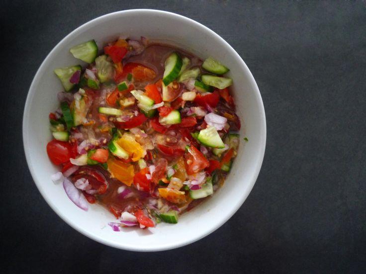 Tomato Salsa | charlotteats