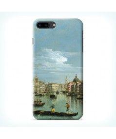 Чехол для Iphone 7 Plus Венеция, Гранд-канал напротив Санта-Кроче купить в интернет-магазине BeautyApple.ru.