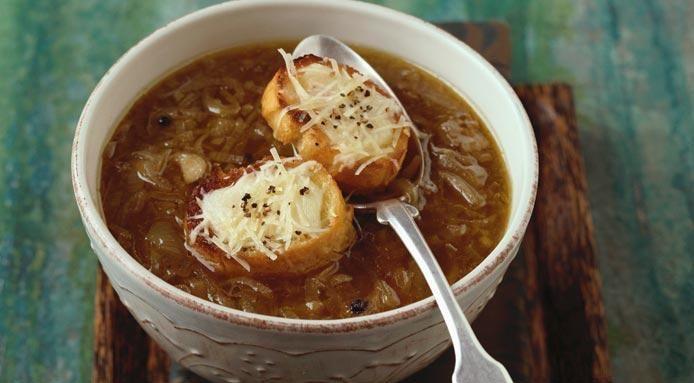 Onion Soup Recipe: Recipe for Onion Soup