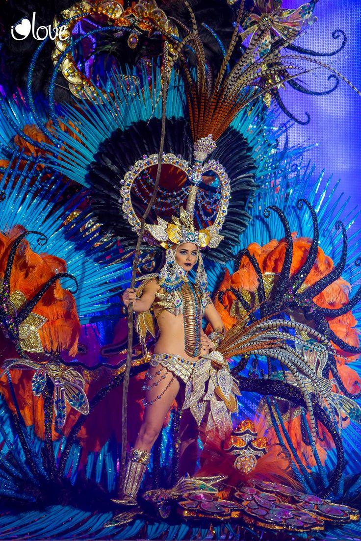 vestidos carnaval tenerife 2014 -