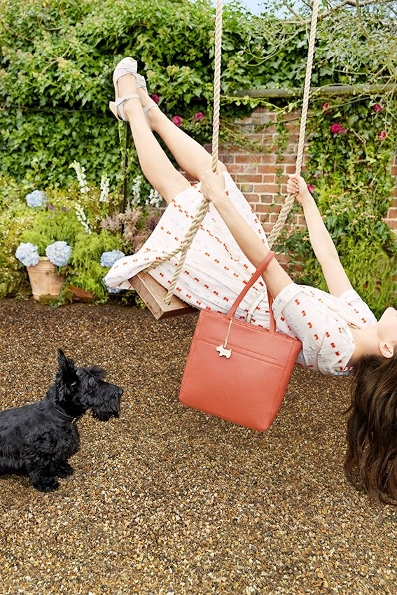 Swing into Spring with style...