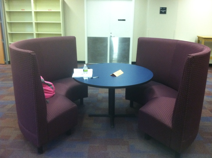 Group Study | Library Furniture | J.P. Jay & Associates
