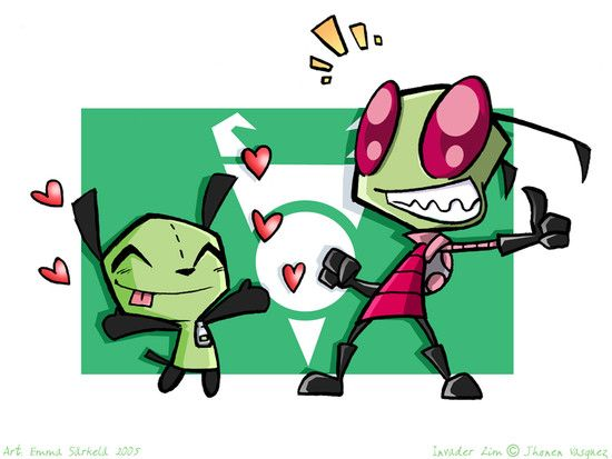 9 best gir 3 images on pinterest baby sheep comics and fotografia zim and gir android central voltagebd Choice Image