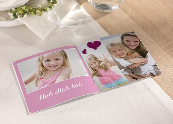 Jede Mutter oder Oma freut sich am Muttertag über kleine Aufmerksamkeiten. Verewige Deine schönsten Fotos in einem CEWE FOTOBUCH: http://www.cewe-fotobuch.de/