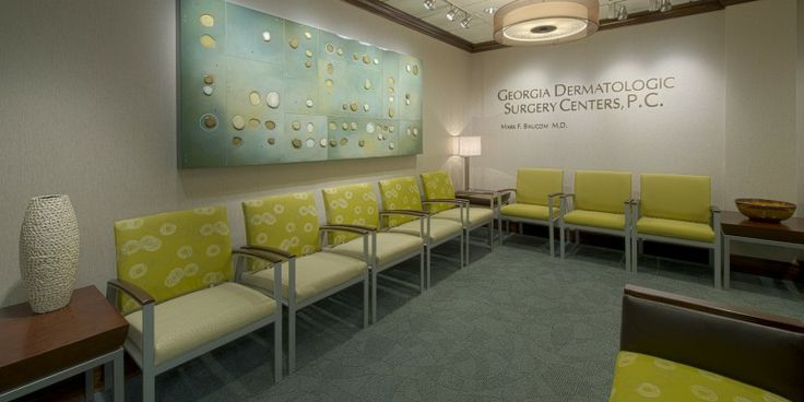 Georgia Dermatologic Surgery Center: Waiting Area- Click on photo for more info!
