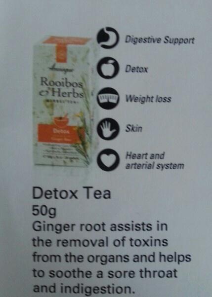 Detox Tea by Annique