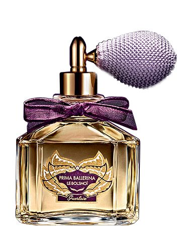 New Launch. Prima Ballerina by Guerlain is a Woody Aromatic fragrance for women. It features pine tree and citruses. (2016)