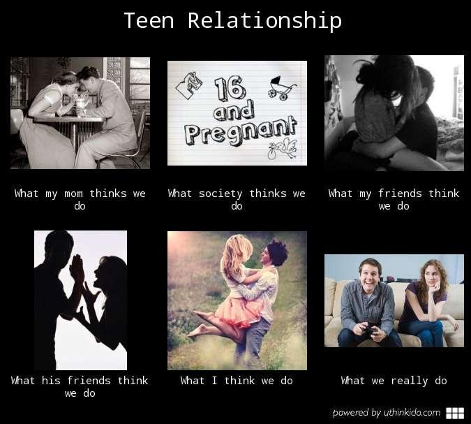 Teen Relationship...............SO TRUE