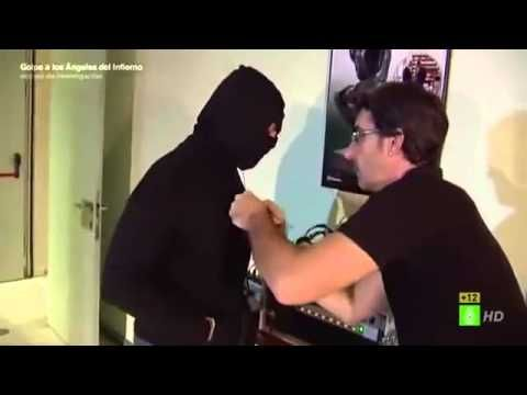 Antonio Salas OPERACION PRINCESA en Golpe a los Ángeles del Infierno