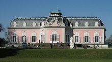 Schloss Benrath – Wikipedia