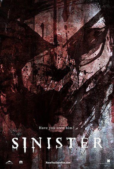 poster / Sinister