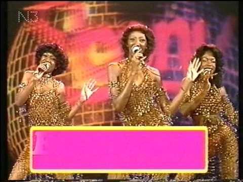 Ebony - [HQ] - The Locomotion - Musikladen vom 30.08.1979