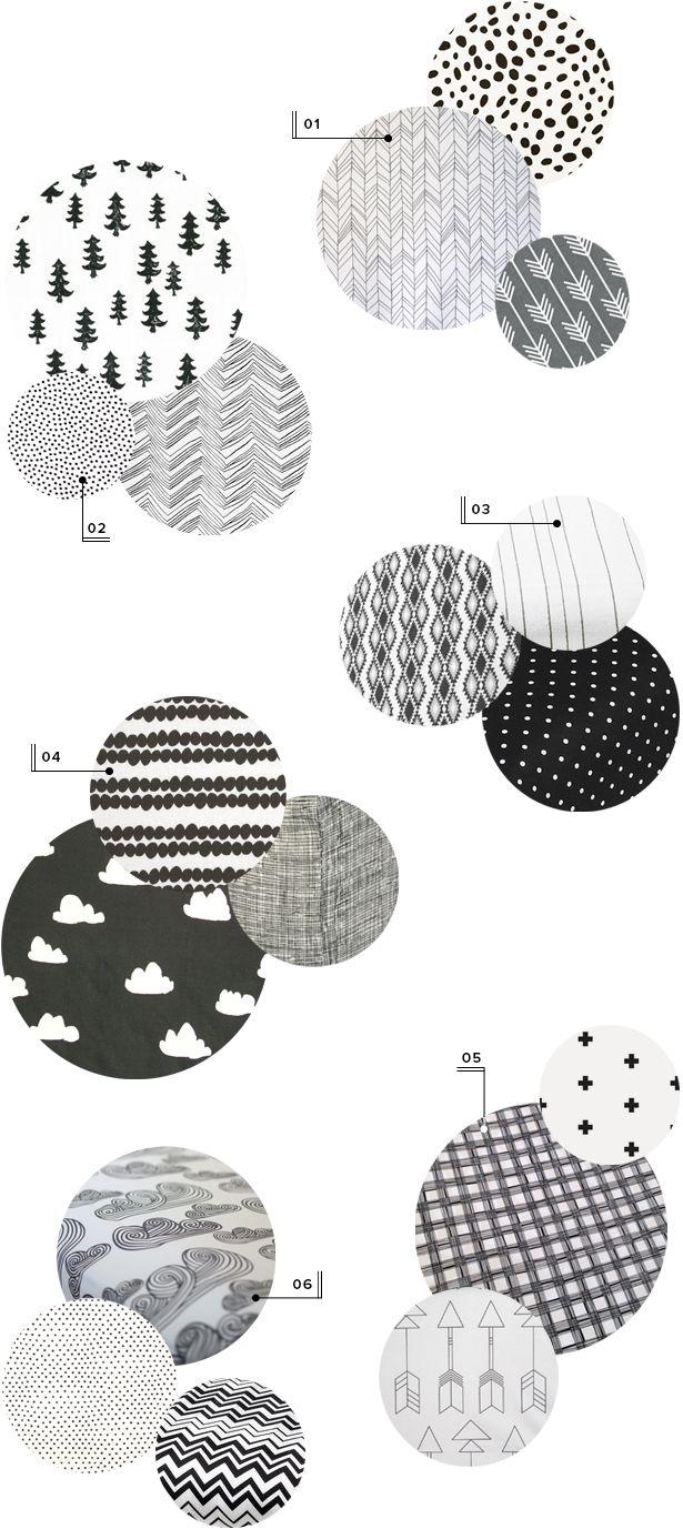 nursery makeover   crib sheet round-up