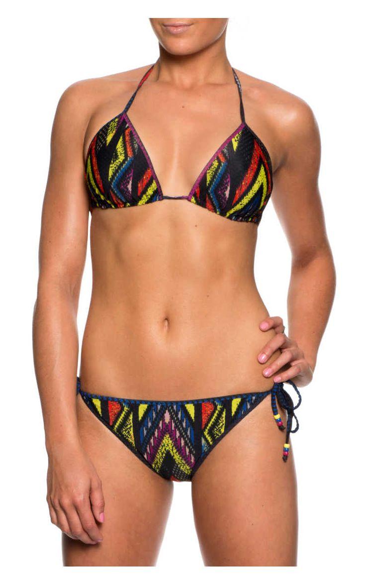 Bikini Set ID0I00F1M 759 MULTI - surfs up ss15 - Raglady