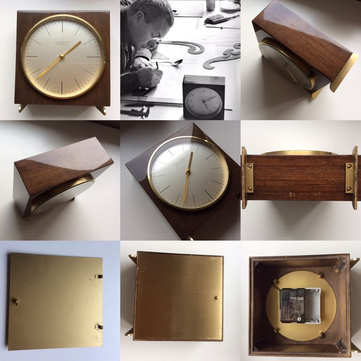 19 best junghans uhren watches images on pinterest tag watches clocks and max bill. Black Bedroom Furniture Sets. Home Design Ideas