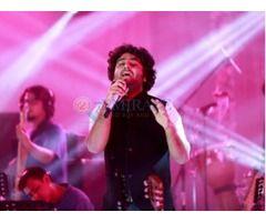 Arijit singh Dubai Concert Tickets for Sale